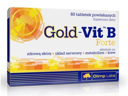 Gold-Vit B Forte Olimp (60 таб)(годен до 10/2018)