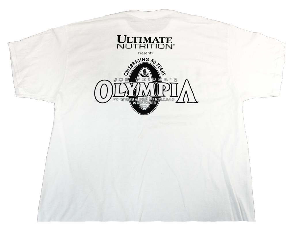Футболка Ultimate Nutrition Olympia