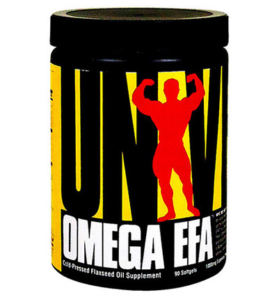 Omega EFA Universal Nutrition (90 softgels)