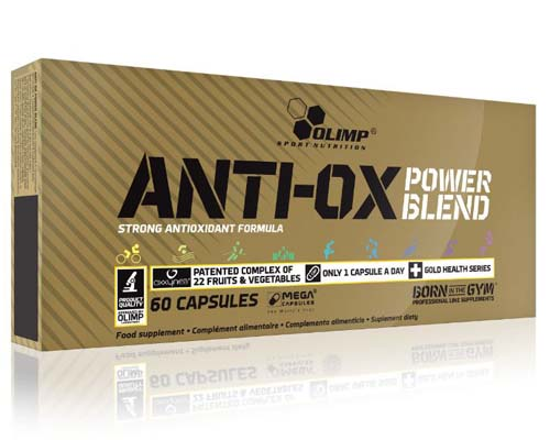 ANTI-OX power blend Olimp (60 cap)