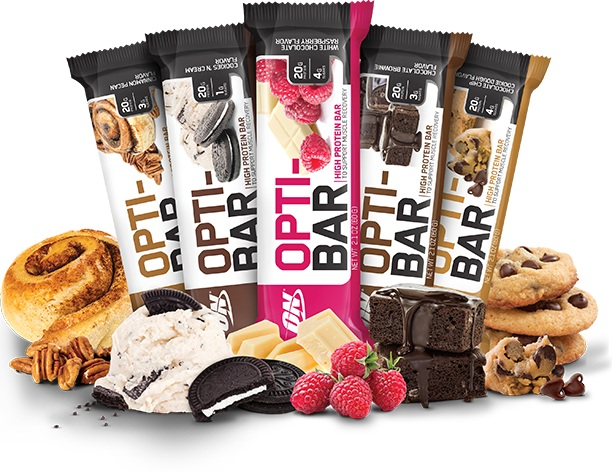 Opti-Bar Optimum Nutrition (60 гр)