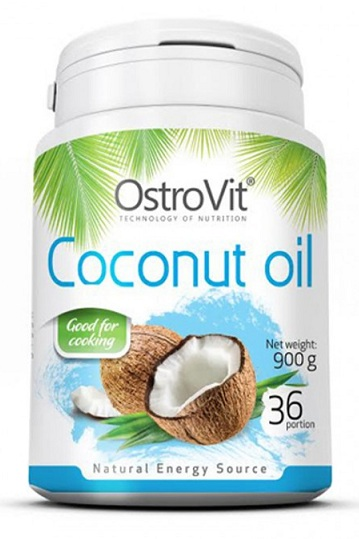 Coconut Oil OstroVit (900 gr)