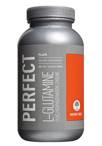 Perfect Glutamine Nature's Best (600 гр)(годен до 08/2018)