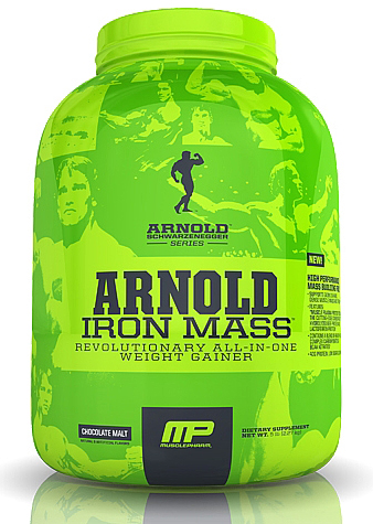 Iron Mass MusclePharm Arnold Series (2270 gr)