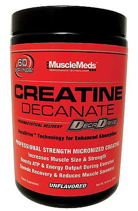 Creatine Decanate MuscleMeds (300 гр)