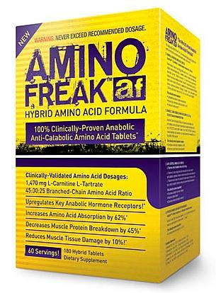 AMINO FREAK (180 таб)