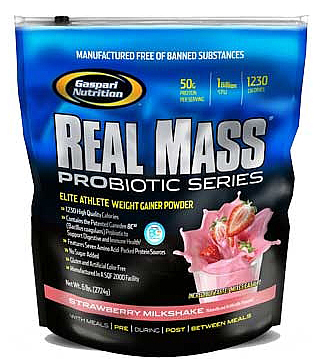 Real Mass Probiotic Series (2724 gr)