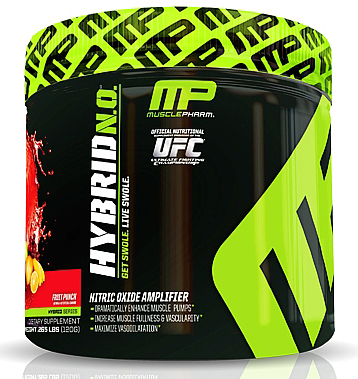 Hybrid N.O. Powder MusclePharm (120 гр)