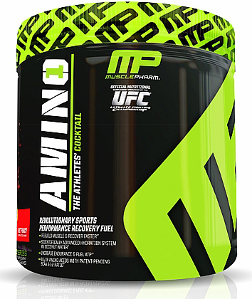 Amino 1 MusclePharm (200,1-215,4 gr)