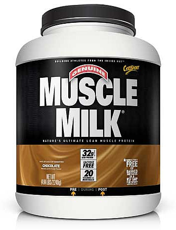 Muscle Milk CytoSport (2240 гр)