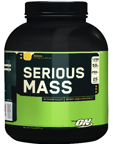Serious Mass Optimum Nutrition (2727 gr)