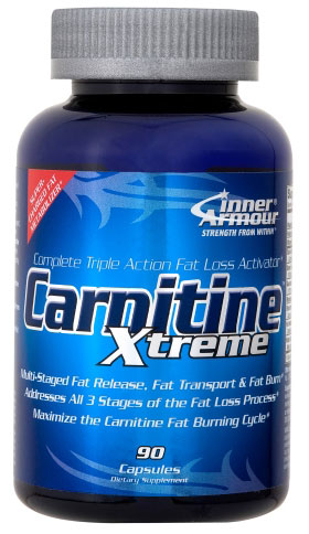 Carnitine Xtreme Inner Armour (90 кап)