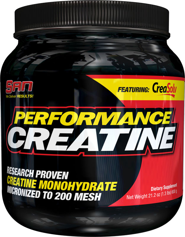 Performance Creatine SAN (600 гр)