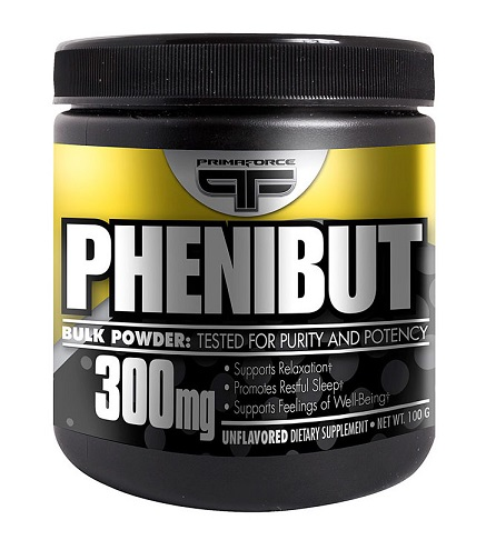 Phenibut Powder PrimaFORCE (100 гр)