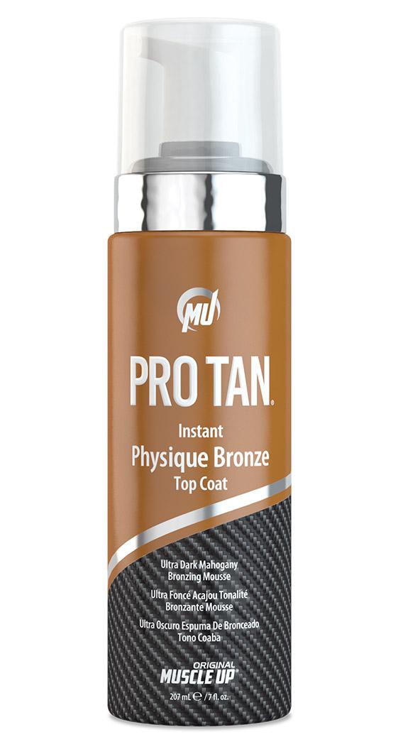 Грим для выступлений Pro Tan Physique Bronze (207 мл)+варежка