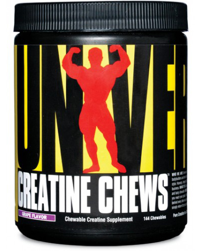 Creatine Chews Universal Nutrition (144 tab)