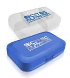 Plastic tablet box SCITEC NUTRITION