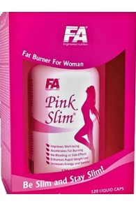 Pink Slim Fitness Authority (120 cap)