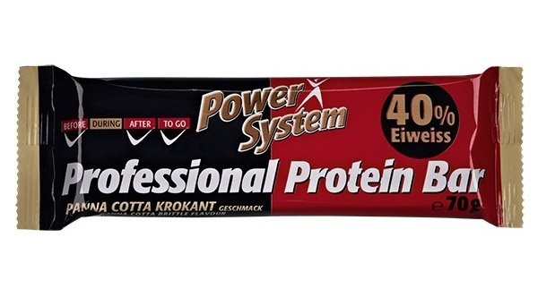 40% Professional Protein Bar Power System (70 gr)(EXP 05/2019)