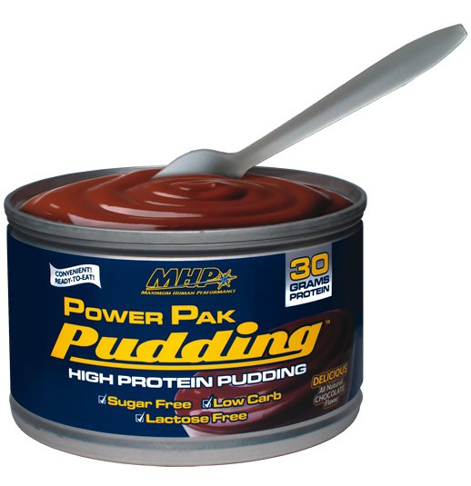 Power Pak Pudding MHP (250 гр)(годен до 27/09/2018)