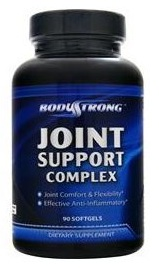Joint Support Complex Bodystrong (90 гелевых капсул)