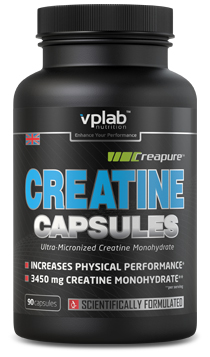 Creatine Capsules VP Laboratory (90 кап)