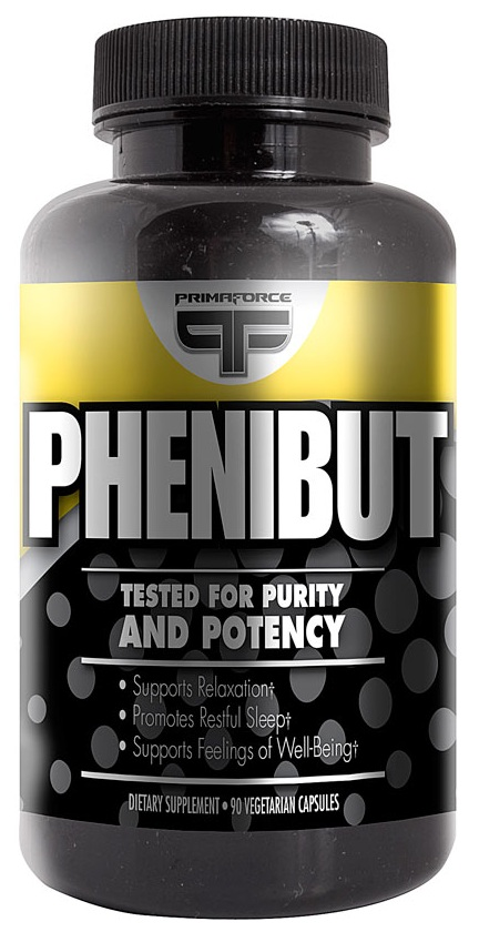 Phenibut Powder PrimaFORCE (90 кап)