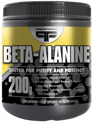 Beta-Alanine PrimaFORCE (200 гр)