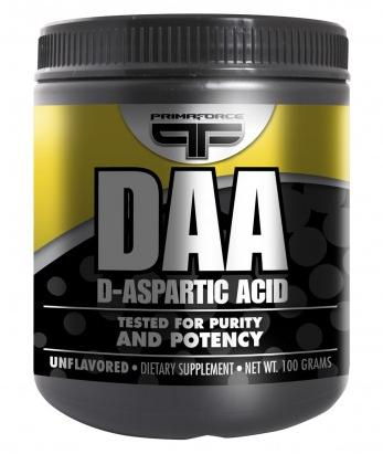 DAA (D-Aspartic Acid) PrimaFORCE (300 gr)