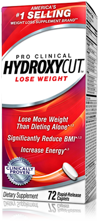 Hydroxycut Pro Clinical Lose Weight (60 cap)