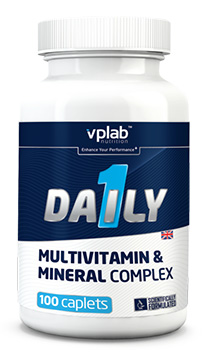 Daily 1 VPLab Nutrition (100 таб)