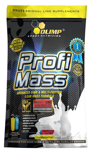 Profi Mass Olimp (900 гр)