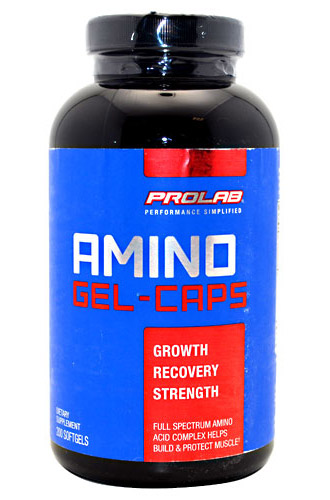 Amino Gel-Caps Prolab (200 кап)