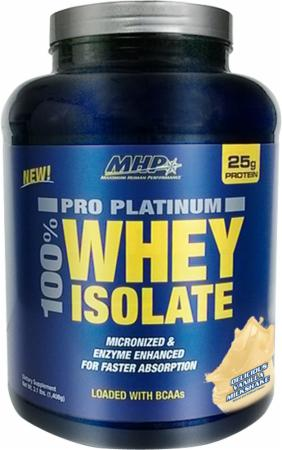 Pro Platinum 100% Whey Isolate MHP (1408 gr)