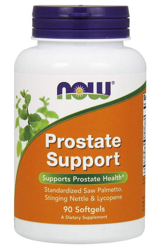 Prostate Support NOW (90 гелевых капсул)