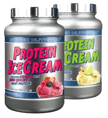 PROTEIN ICE CREAM SCITEC NUTRITION (1250 гр)