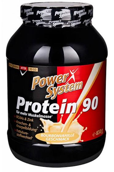 Protein 90 Power System (830 гр)(годен до 04/2017)