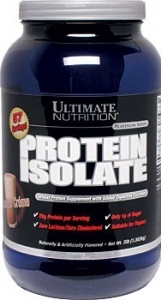 Protein Isolate Ultimate Nutrition (1362 гр)