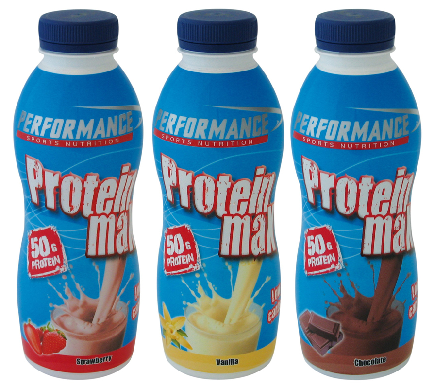 Protein MAX Performance (500 мл)