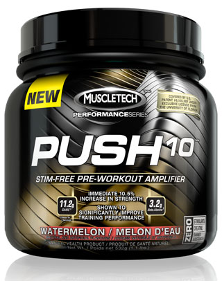 Push 10 Performance Series MuscleTech (479-487 гр)