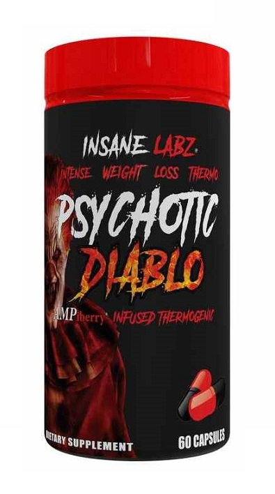 Psychotic Diablo Insane Labz (60 кап)