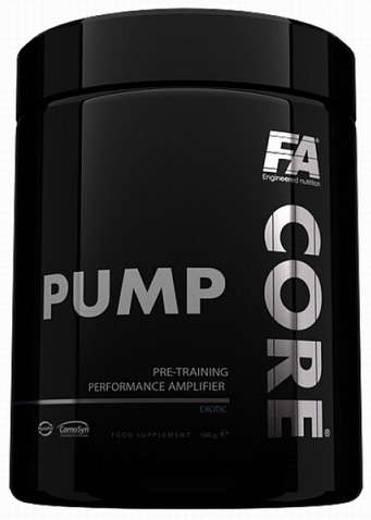 Pump Core Fitness Authority (500 gr)