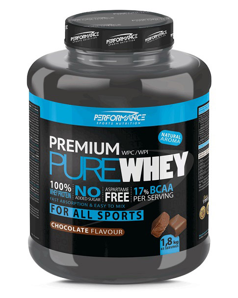 Premium Pure Whey Performance (1800 гр)