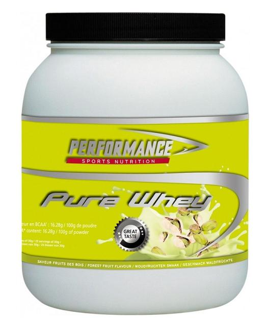 PURE WHEY Performance (750 гр)(годен до 01/2019)