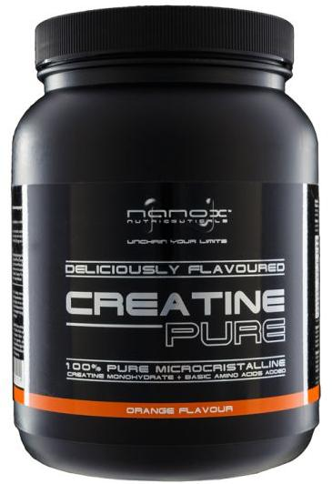 CREATINE PURE ORANGE Nanox (500 gr)