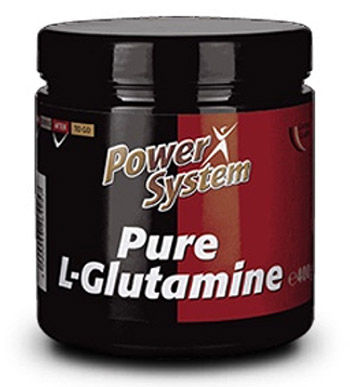 L-Glutamine Power System (400 гр)(годен до 03/2019)