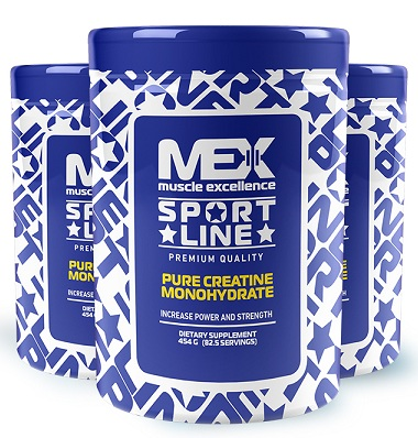 Pure Creatine MEX Nutrition (454 гр)