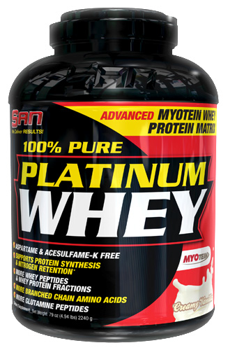 100% Pure Platinum Whey (Volu-Mass)(2240 гр)
