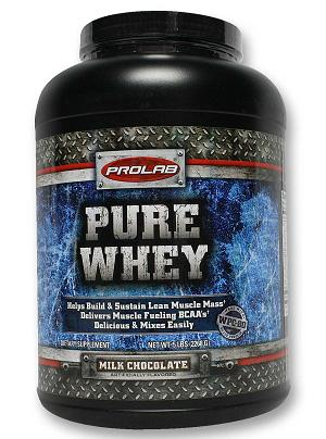Pure Whey Prolab (2270 гр)