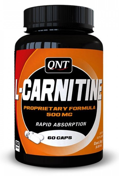L-Carnitine 500 mg QNT (60 cap)